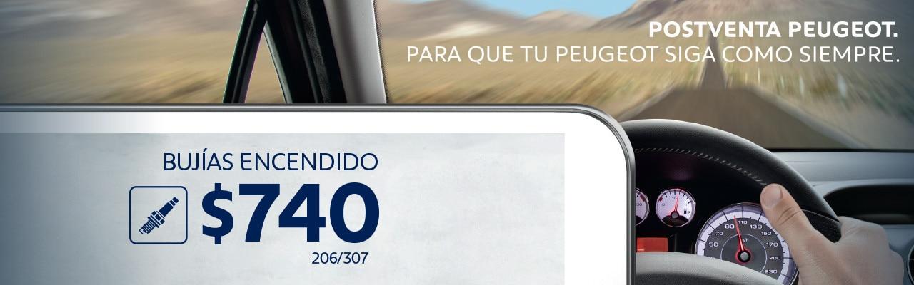 Pegeot-Argentina-Postventa-Bujias
