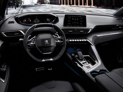 Peugeot i-Cockpit Nuevo SUV 3008