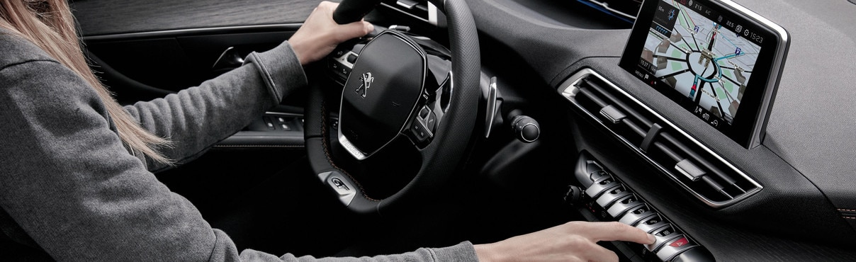 Placer sensorial - Peugeot 3008