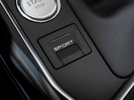 Placer sensorial - Driver Sport Pack - Peugeot 3008