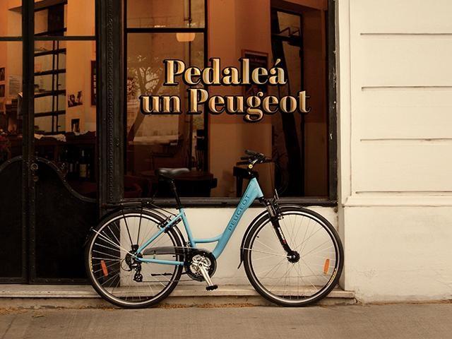 Bicis Peugeot
