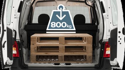 Peugeot-Partner-Capacidad