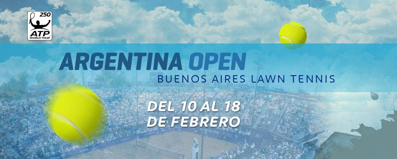 ATP - Argentina Open