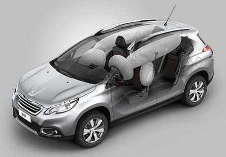 Airbags-Peugeot-Argentina-2008