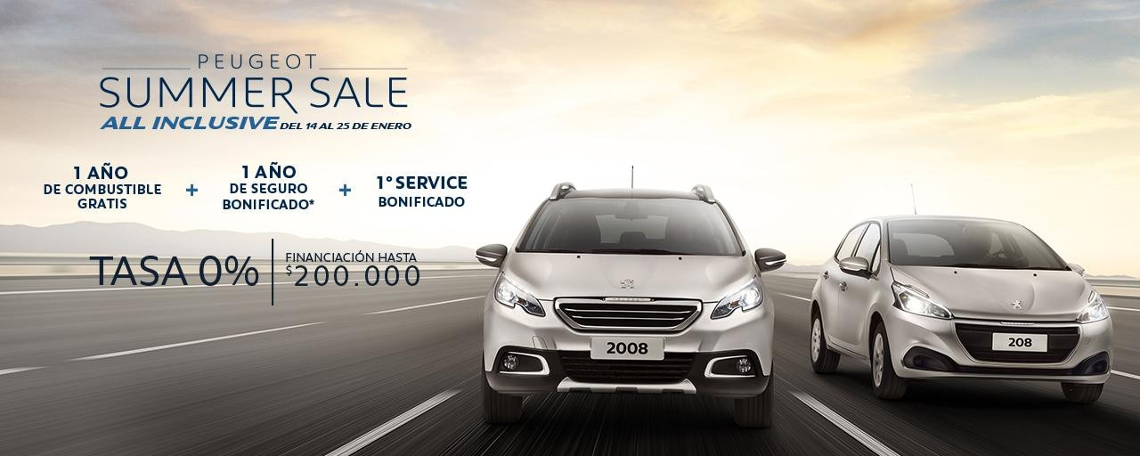 Peugeot-Argentina-Summer-Sale-All-Inclusive