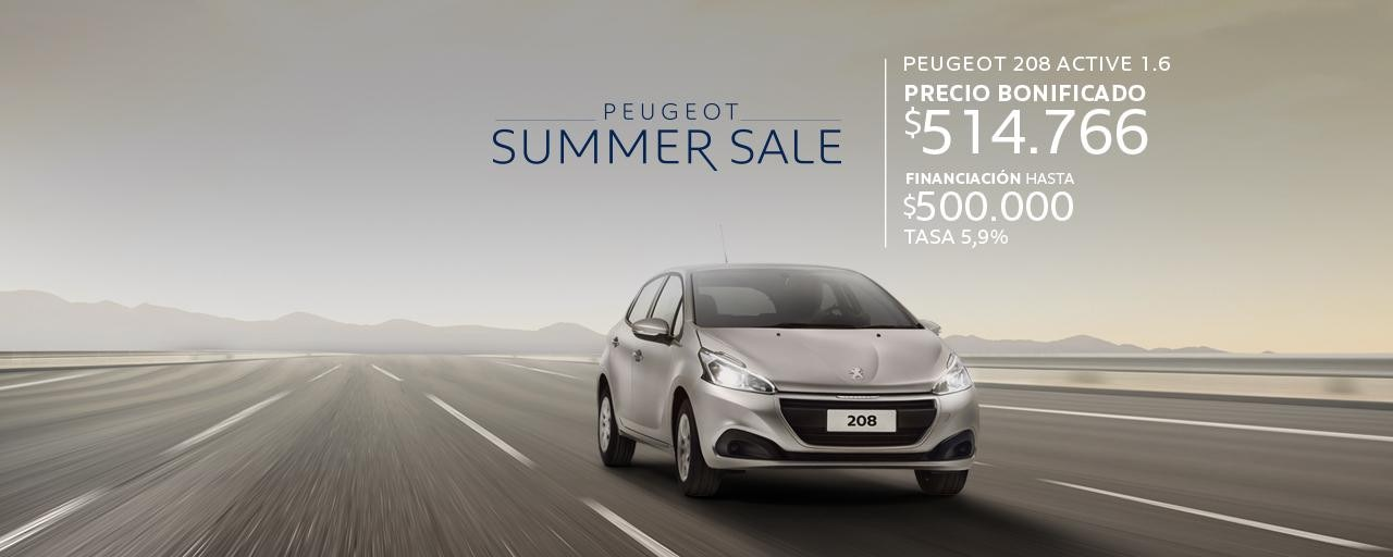 Peugeot-208-Summer-Sale-Febrero